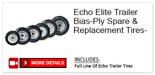 Echo Elite Spare Tires