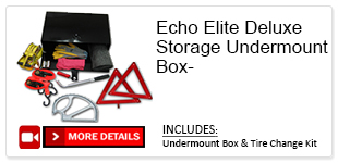 Echo Elite Deluxe Road Side Kit
