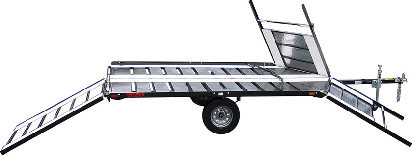 ES-11-13 Snow Mobile Trailer