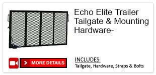 Echo Trailers Tailgate