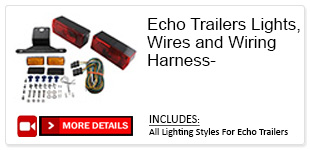 Echo Trailers Wires & Harness