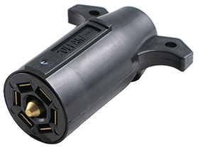 Seven Prong Connector