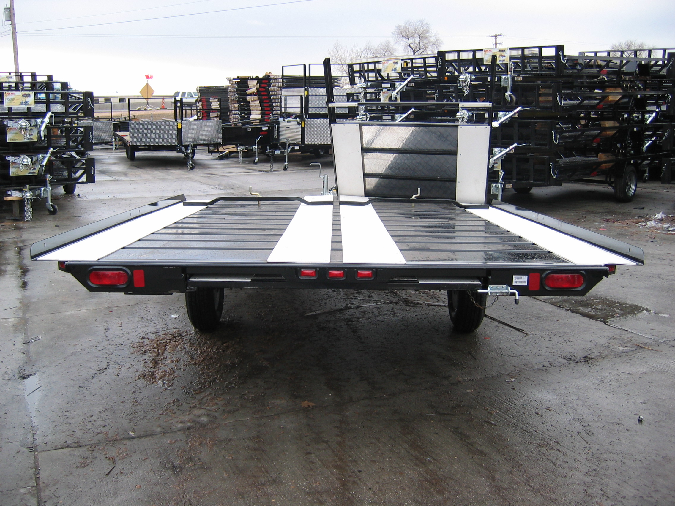 Untitled Wiring A Snowmobile Trailer Echo Trailers Are The You Want Carrying Your Snowmobiles Why Reliability Safety And Performance Make