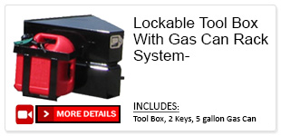 Lockable Tool Box