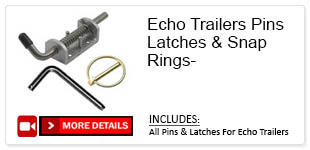 Trailers Pins Latches