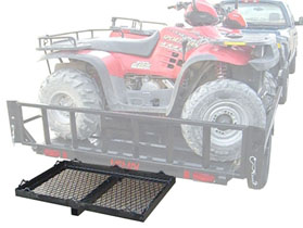 Echo Trailers Cargo Rack